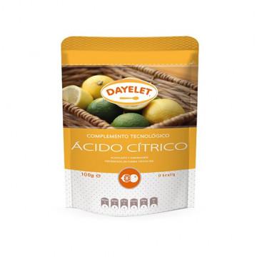 Acido Cítrico 100 gr Dayelet