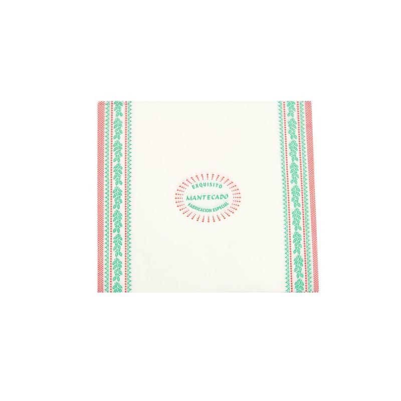 100 papeles para mantecados de polvoron