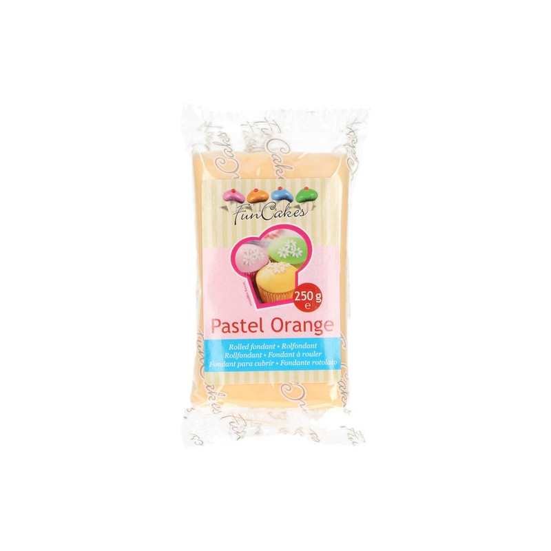 Fondant listo para usar Rosa Funcakes 250gr [CLONE]