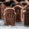 Molde 6 cavidades Tombstone Cakeletes Nordic Ware