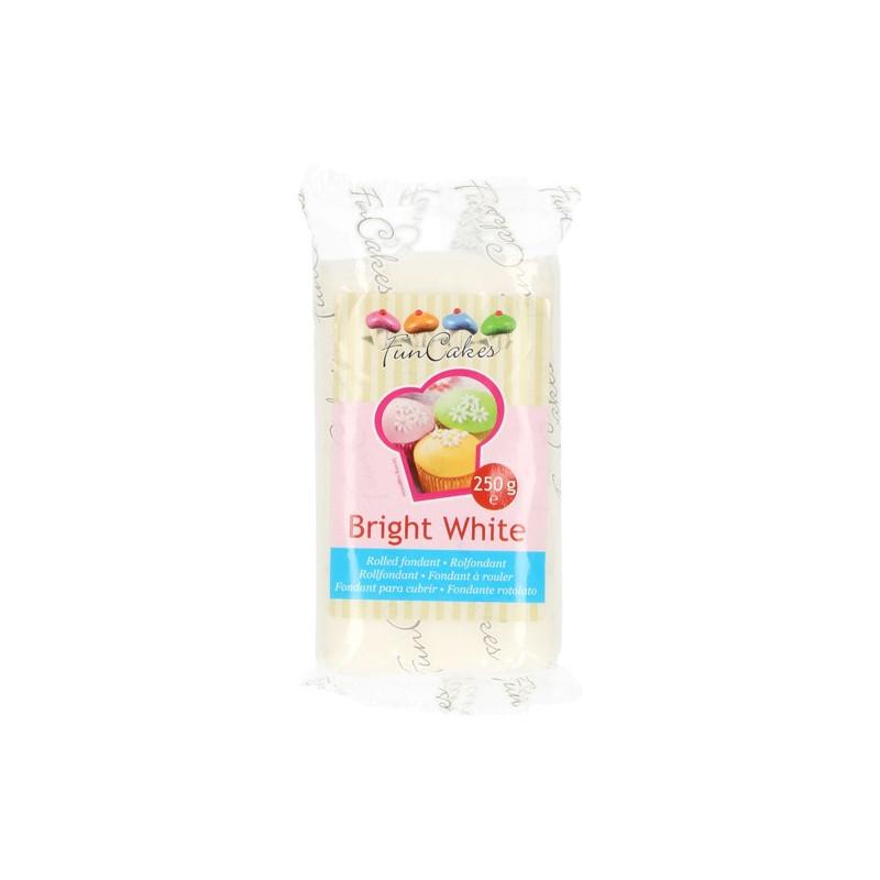 Fondant blanco Funcakes 250 gramos