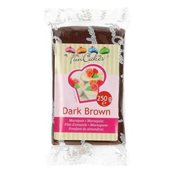 Mazapán Chocolate Negro 250 gr Funcakes