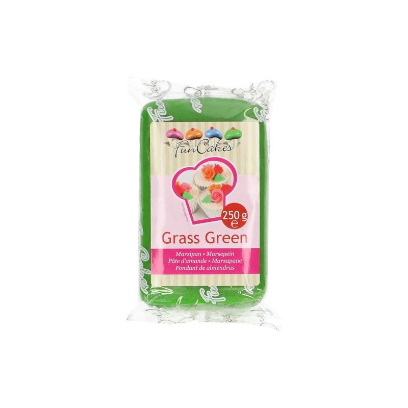 Mazapan Verde 250 gr Funcakes