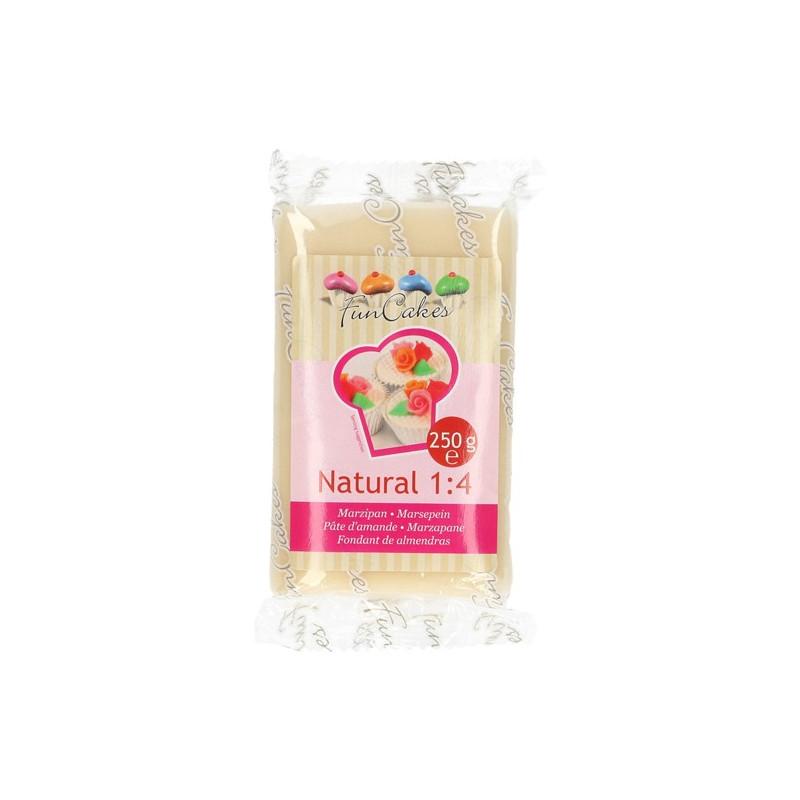 Mazapán Natural Beig 250gr  Funcakes