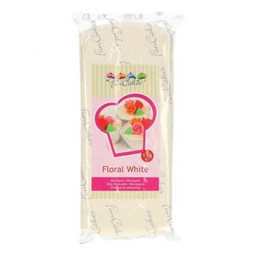 Mazapan Blanco 1kg Funcakes