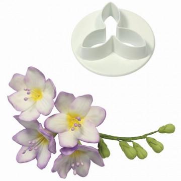 Cortante Flor Fresia PME