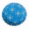 Cápsulas cupcakes Copos de nieve 60 unidades PME
