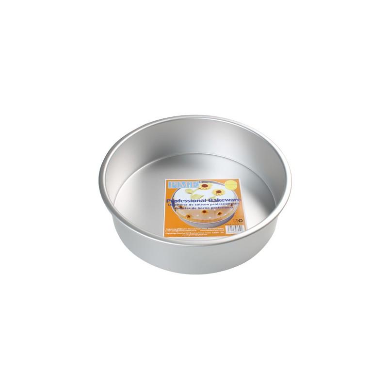 Molde bizcocho redondo 7.5 x 7.5 cm PME