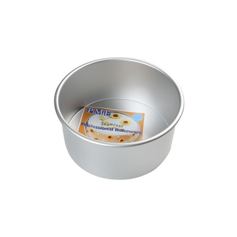 Molde bizcocho redondo 20 x 10 cm PME