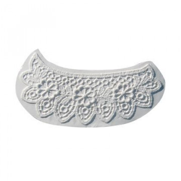 Molde silicona Collar de Encaje SK