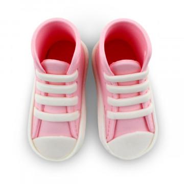 Pack de 2 deportes de azúcar rosa PME