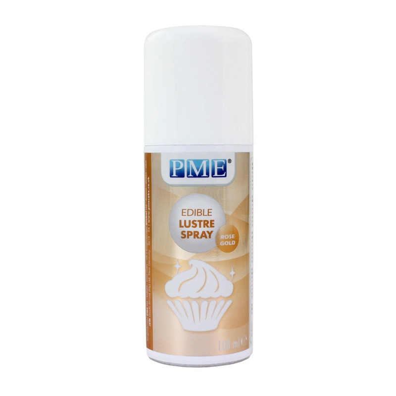 Spray Rosa Oro 100ml PME