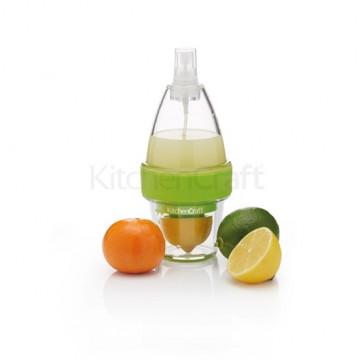 Exprimidor y vaporizador de zumo de cítricos Kitchen Craft