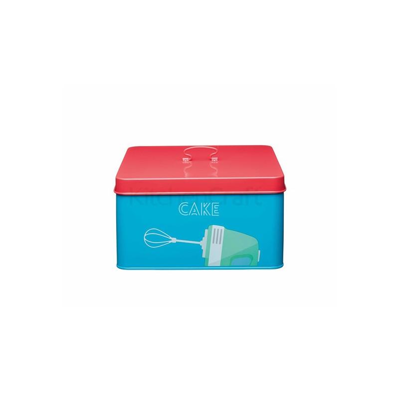 Caja de lata para dulces y galletas Retro Kitchen Craft