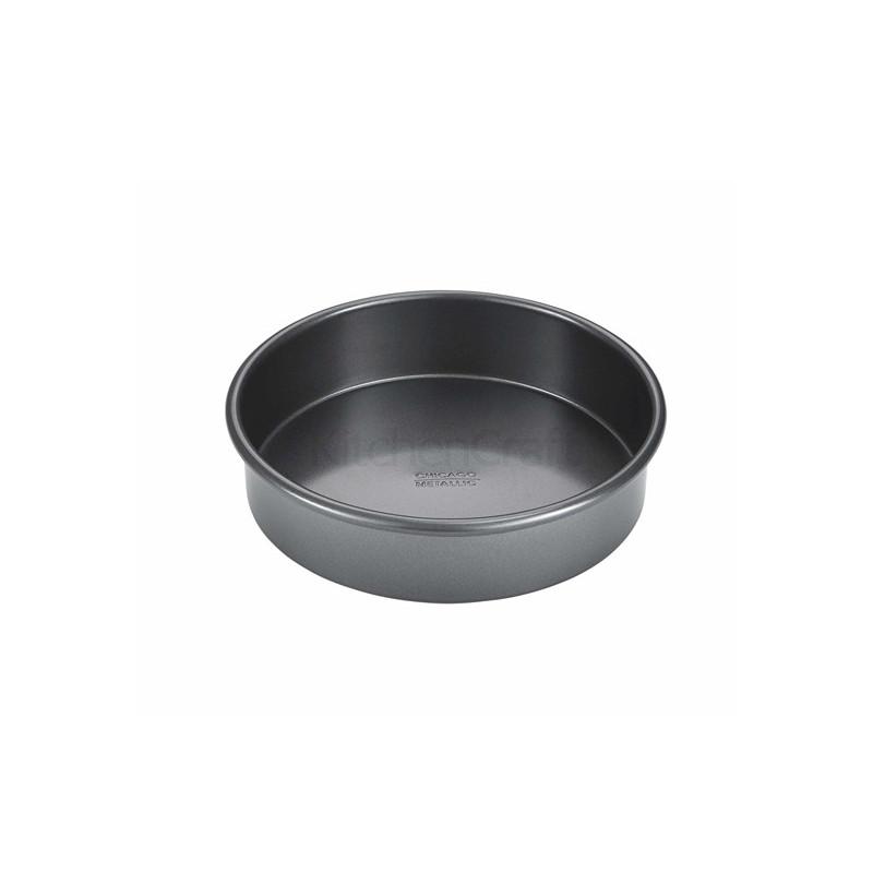 Molde redondo 20 x 5 cm Chicago Metallic Kitchen Craft
