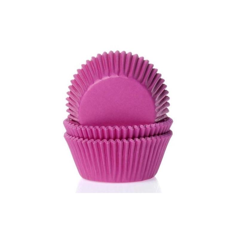 Capsulas cupcakes Fuxia HoM