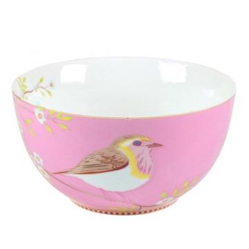 Bol de cerámica de 15 cm Oiseau Early Bird Pink Pip Studio