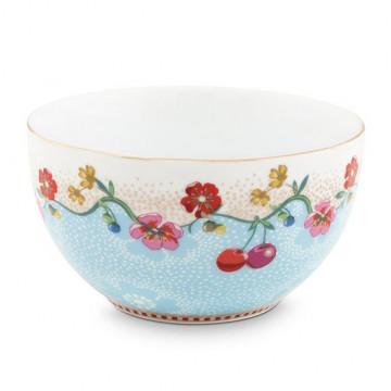 Bol de cerámica de 12 cm Cherry Blue Pip Studio