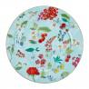 Plato de cerámica de 32 cm Hummingbirds Blue Pip Stdio