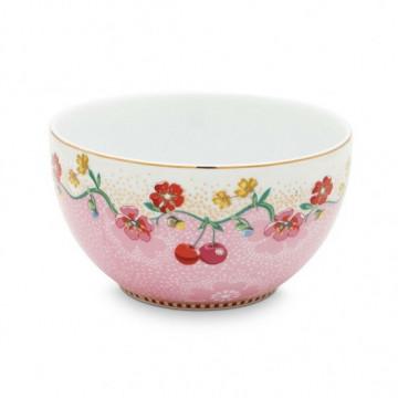 Bol de cerámica de 12 cm Cherry Pink Pip Studio