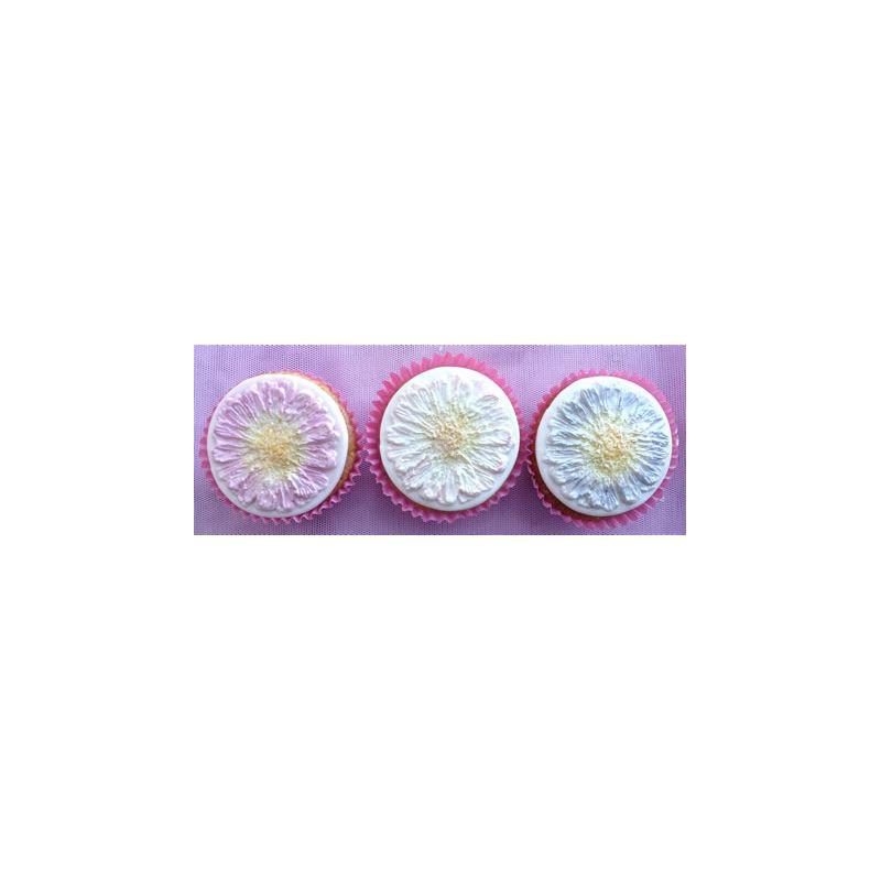 Molde silicona Daisy Cupcakes Karen Davies