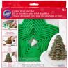 Cortante pack 10 cortantes: Árbol Galletas de Navidad Wilton