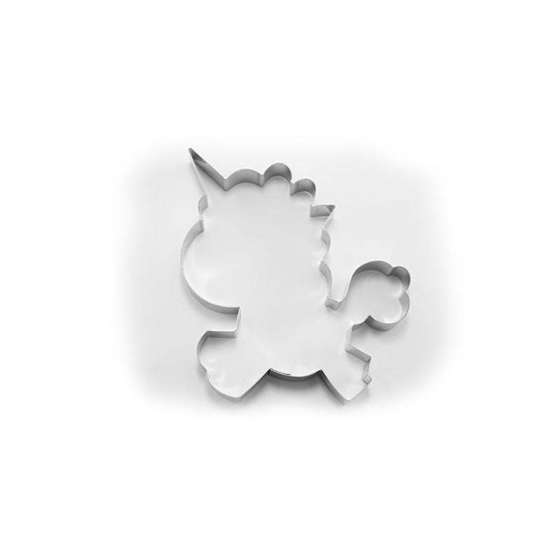 Cortante de galleta Unicornio
