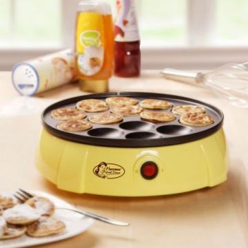 Máquina para hacer Pancakes Tortitas Minis Bestron