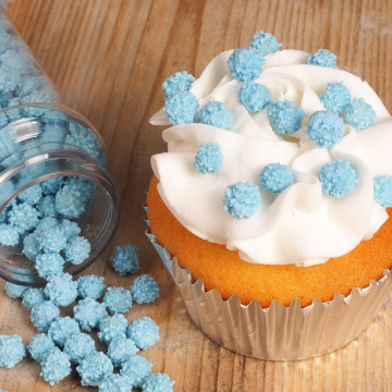 Sprinkles MImosas Azul 45 gr Funcakes