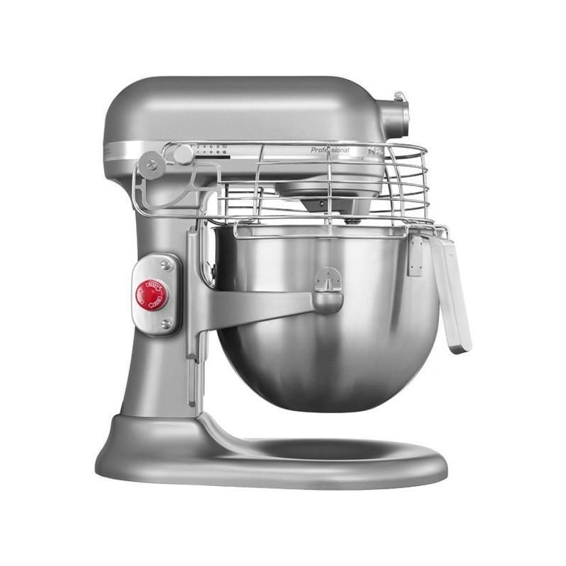 Kitchen Aid Profesional con protección metálica Plata 6.9 L