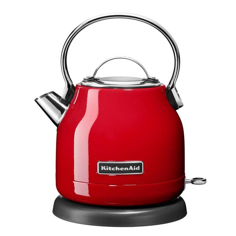 Hervidor eléctrico P2 Rojo Kitchen Aid