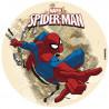 Papel de azúcar 16 cm Spider man Dekora