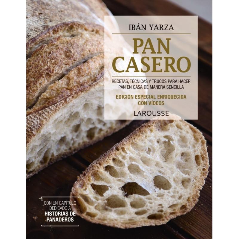 Libro Pan Casero Edición Especial Ibán Yarza