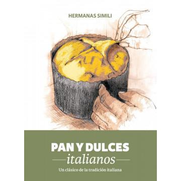 Libro Pan y Dulces Italianos por las hermanas Simili