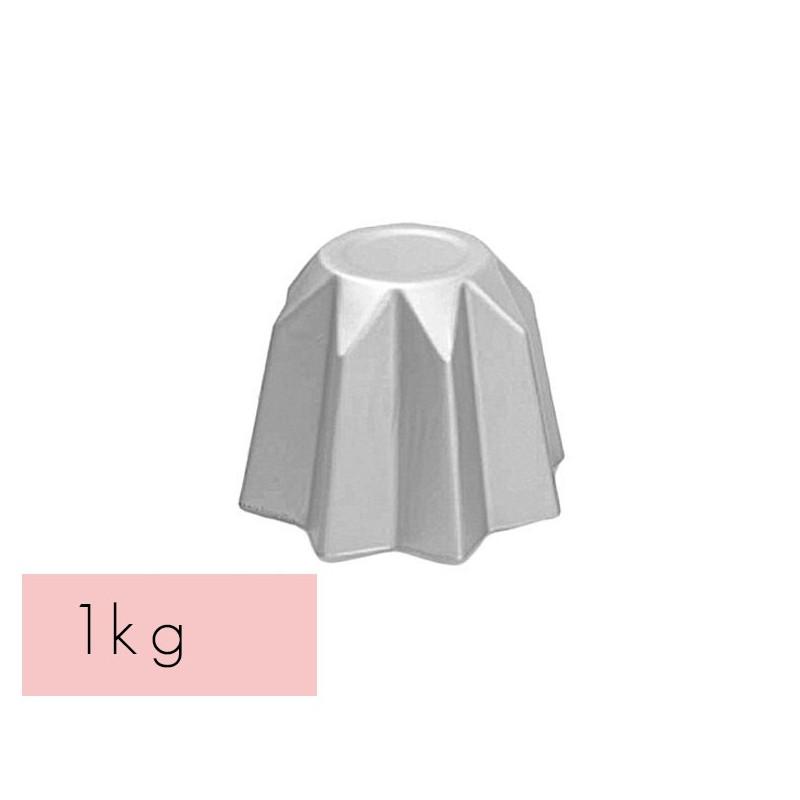 Molde para hacer Pandoro 1kg Decora Italia