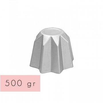 Molde para hacer Pandoro 500 gr Decora Italia