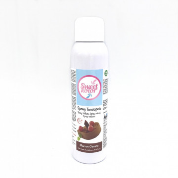 Spray efecto terciopelo Marrón 150 ml Sweet Kolor