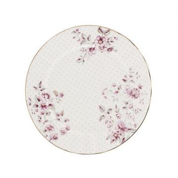 Plato de cerámica 19 cm Ditsy Floral Katie Alice Creative Tops