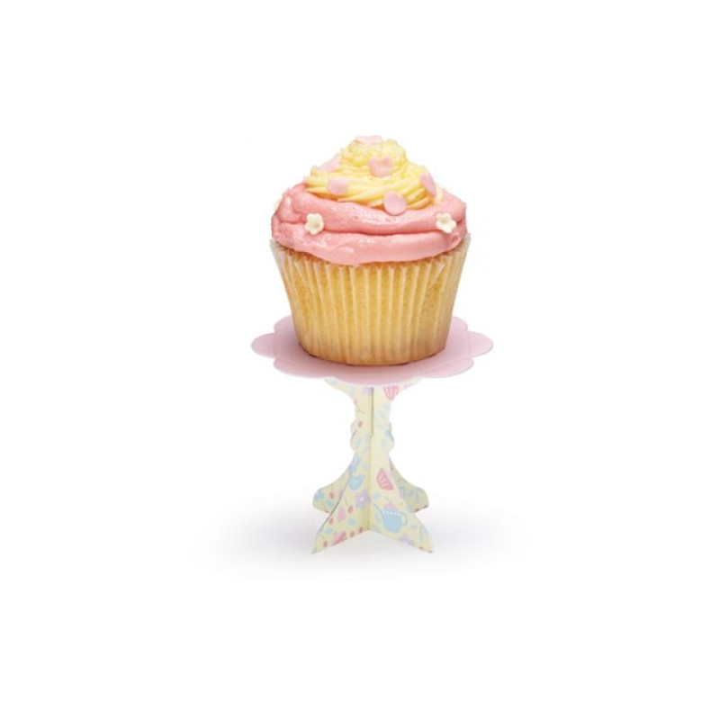 Pack de 6 cupcakes stand individuales Sweetly does it