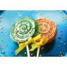 Molde silicona Lollypop