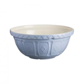 Bol de cerámica grande Azul con interior Crema Mason Cash