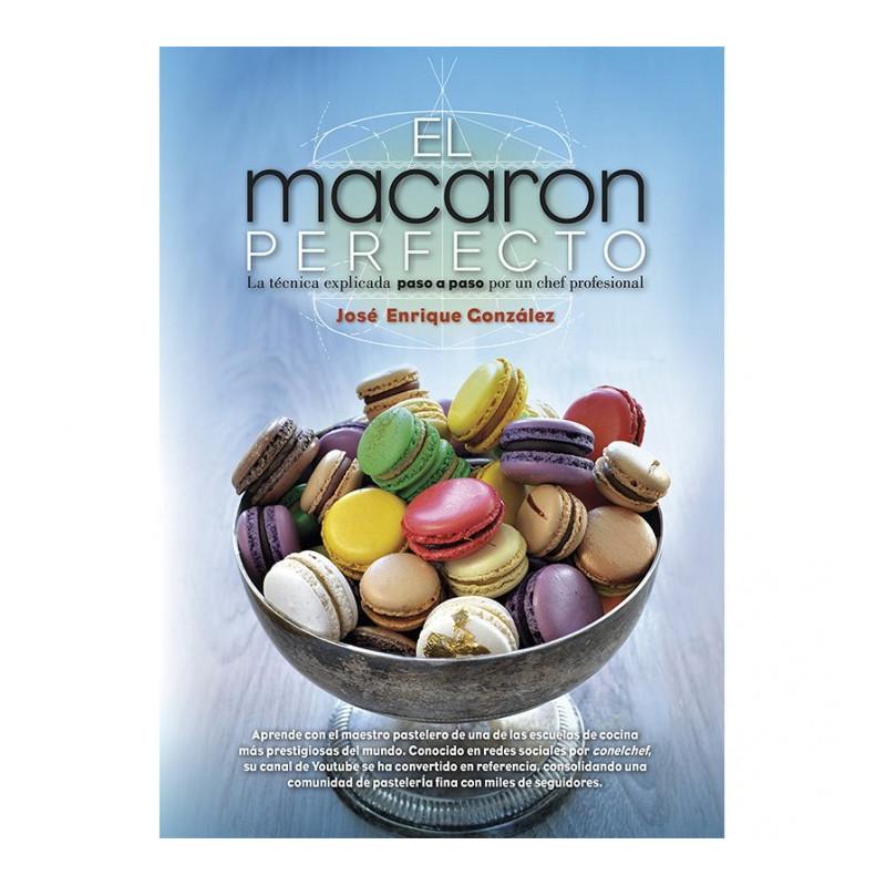 Libro El Macaron Perfecto de Jose Enrique González