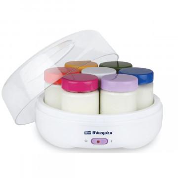 Yogurtera para 7 yogures Orbegozo