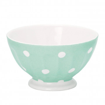 Bol de cerámica pequeño Naomi Mint Green Gate