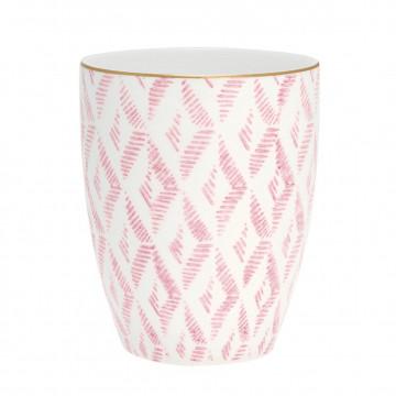 Tazón de leche Kassandra Pale Pink Green Gate