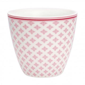 Tazón de leche Sasha Pale Pink Green Gate