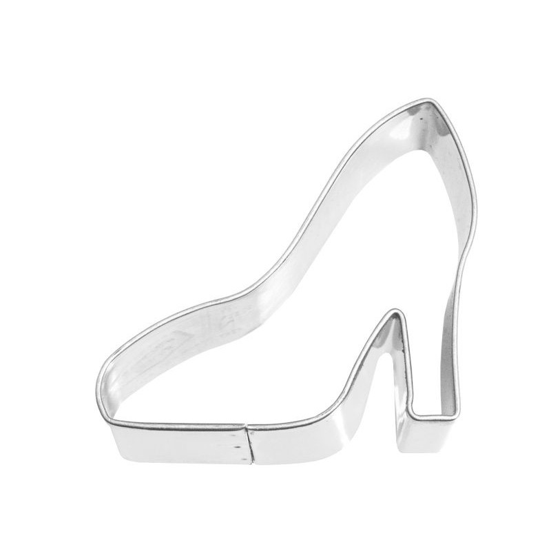Cortante galleta Zapato de Tacón BkMann