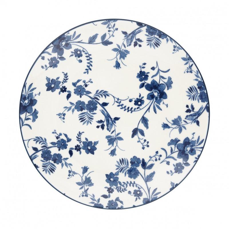 Plato de cerámica de 20 cm Vanessa Blue Green Gate