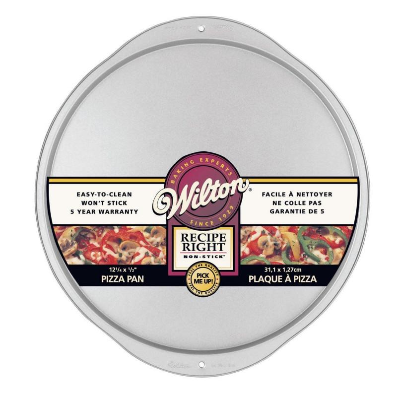 Bandeja redonda de 30 cm para pizza Wilton