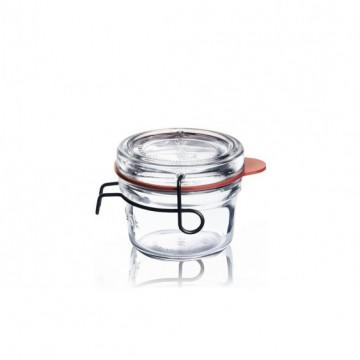 Tarro hermético 125 ml Luigi Bormioli